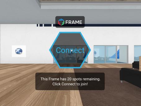 Day 10: FrameVR