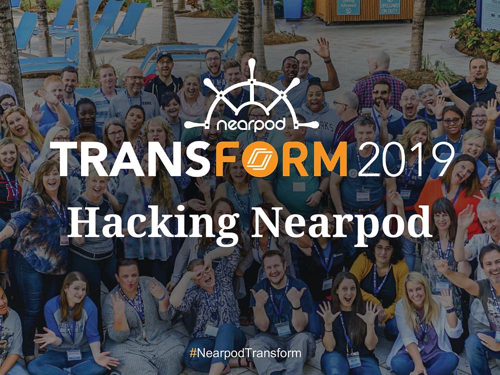 Hacking Nearpod