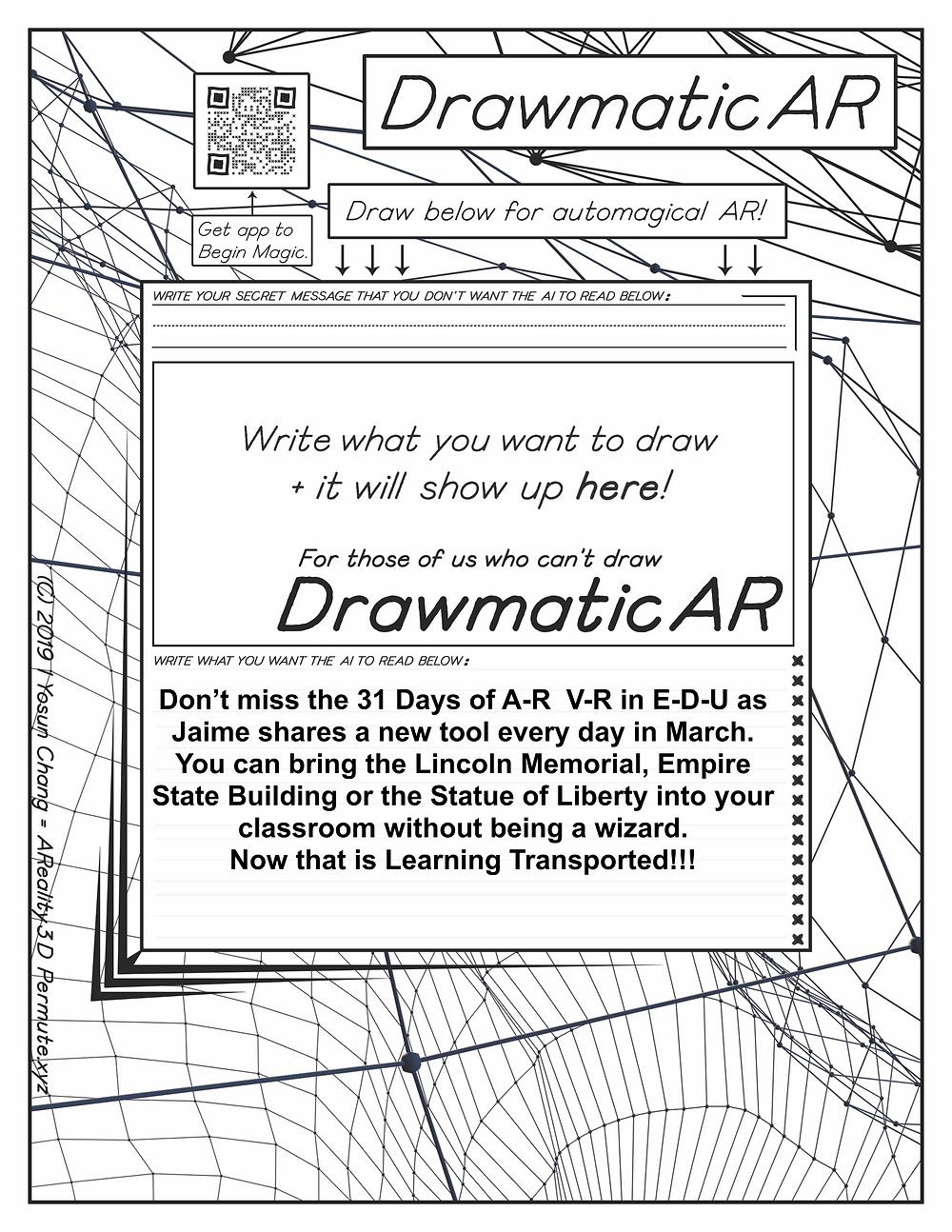 DrawmaticAR Example
