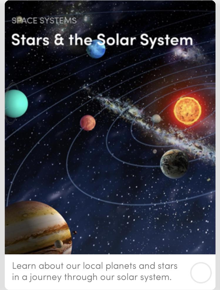 Stars & the Solar System