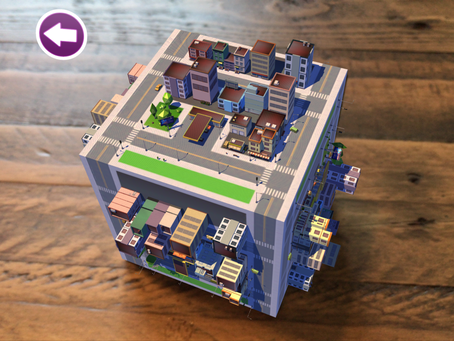 Apps for the Merge Cube