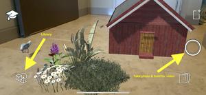 3DBear creation and photo/video button