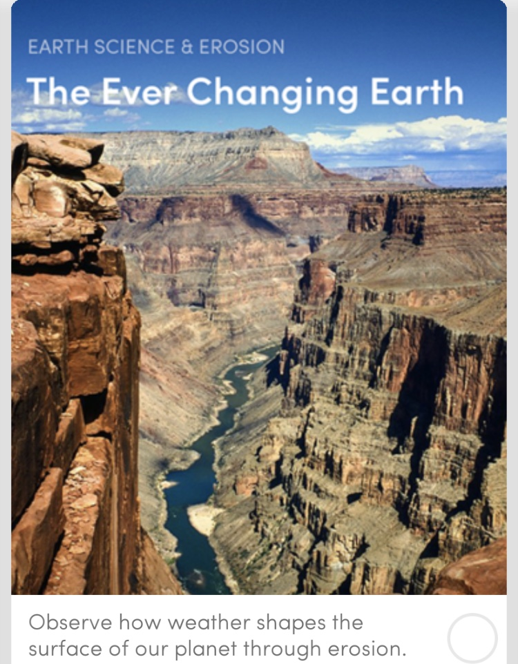 The Ever Changing Earth