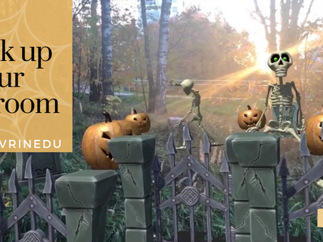 Spook Up Your Classroom