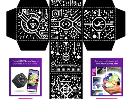 Merge Cube Printable