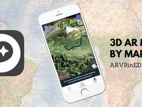 Day 23: 3D AR Maps Mapbox