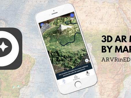 Day 23: 3D AR Maps Mapbox