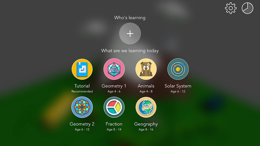 Eureca app modules