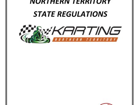 2021 Karting Australia NT State Regulations Released