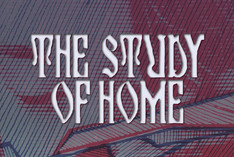 Study of Home Postcard Front