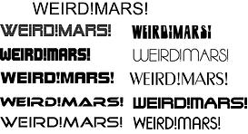 Logo Font Test 1