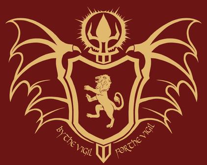 Fantasy Guild Crest Design
