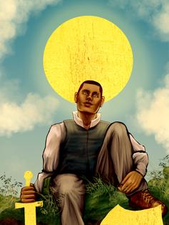 Bastion Santiago as The Sun