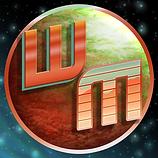 Weird Mars Abbreviated Icon Logo