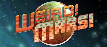 Weird! Mars! Cover Header Image