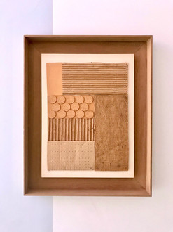 Jo Delahaut, untitled collage, 1964