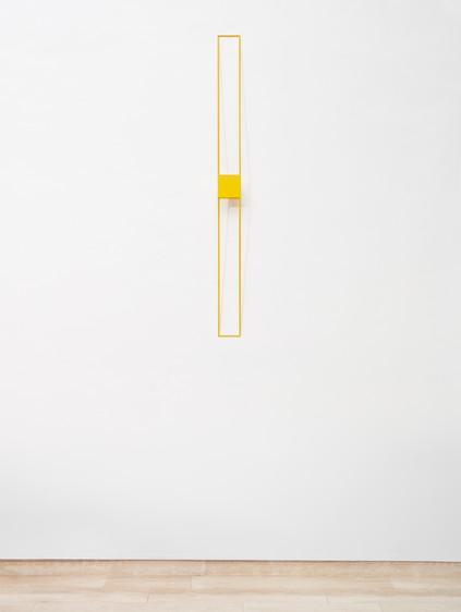 Erik Haemers, Blockline 18 signal yellow, photo Lee Wei Swee