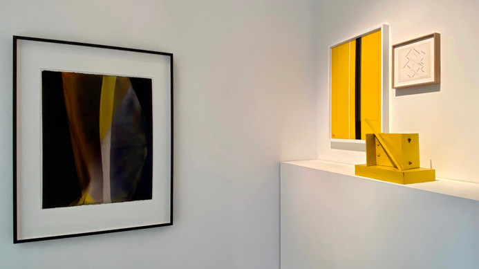 Pol Mara, Luc Peire, Remo Remotti & Geneviève Claisse