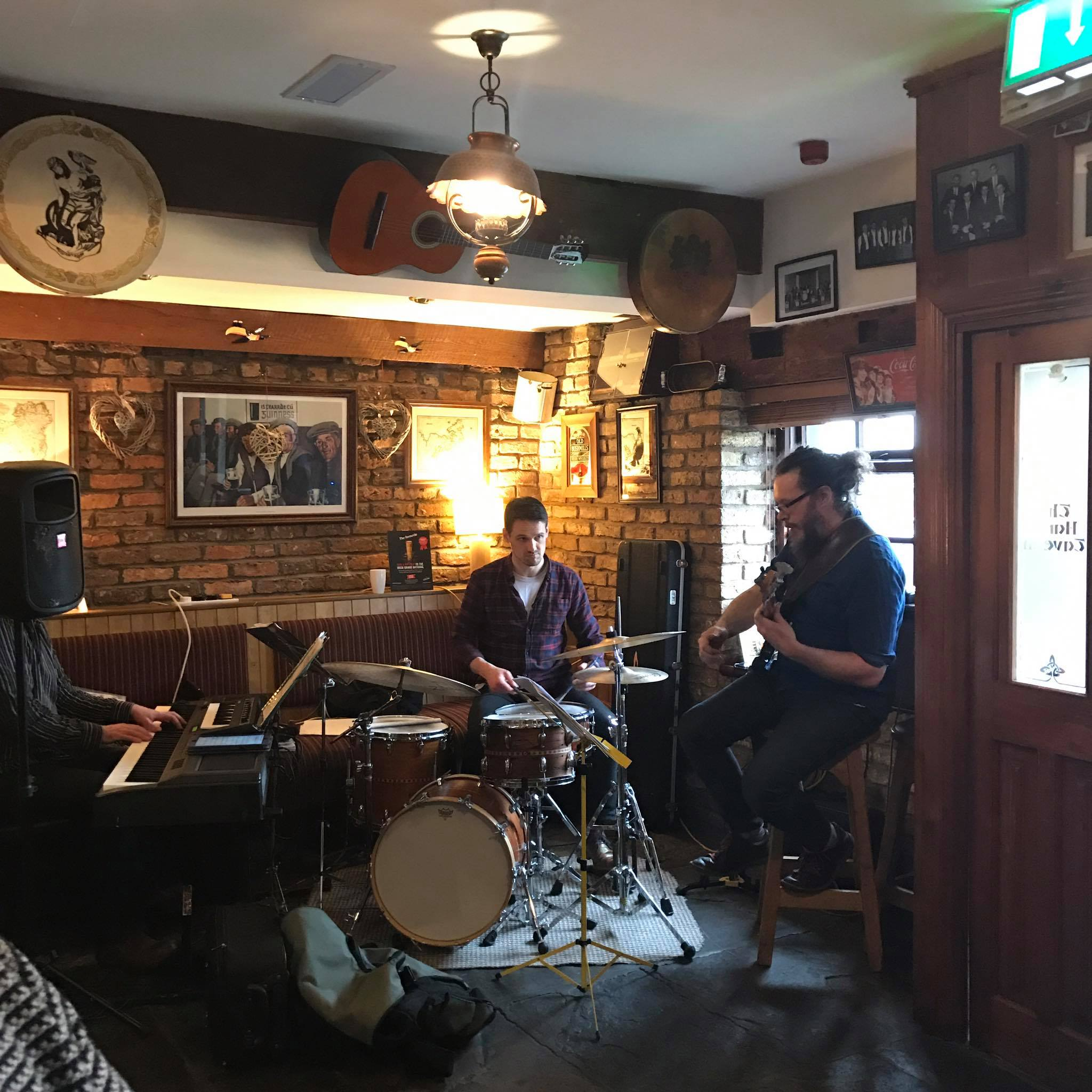 Kobe Trio Harp