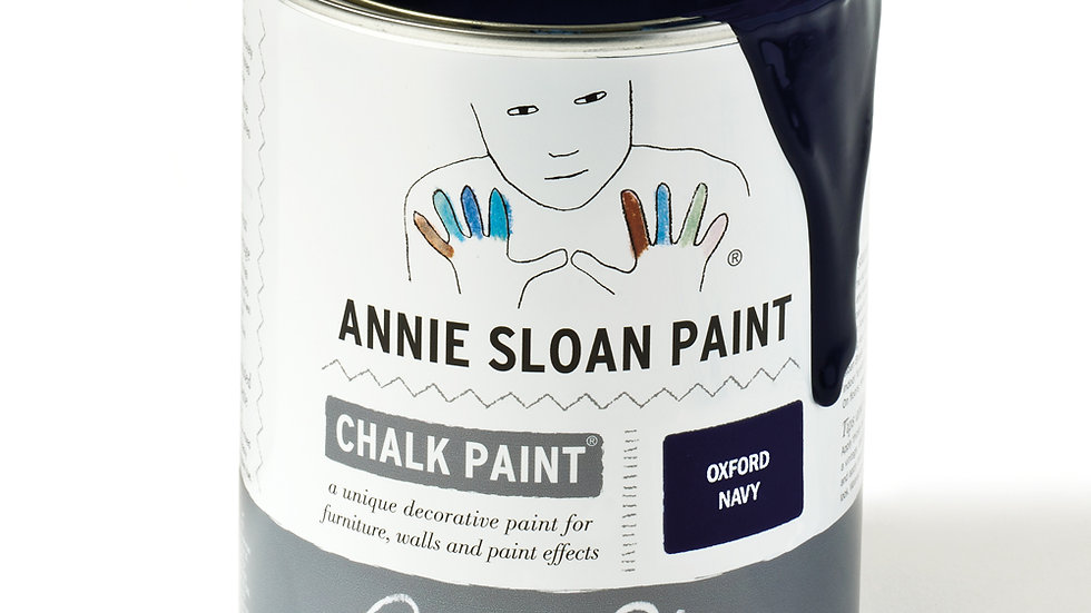 Annie Sloan Chalk Paint™ Oxford Navy 120ml