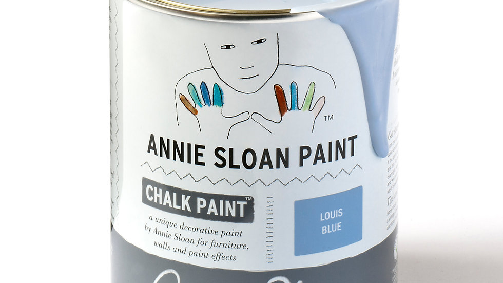 Annie Sloan Chalk Paint™ Louis Blue 120ml