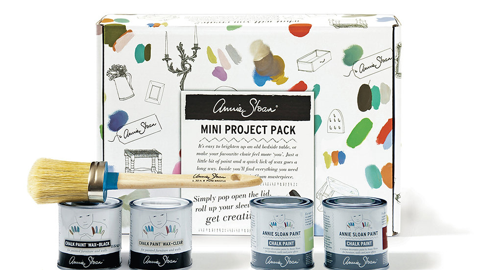 Annie Sloan Mini Project Pack