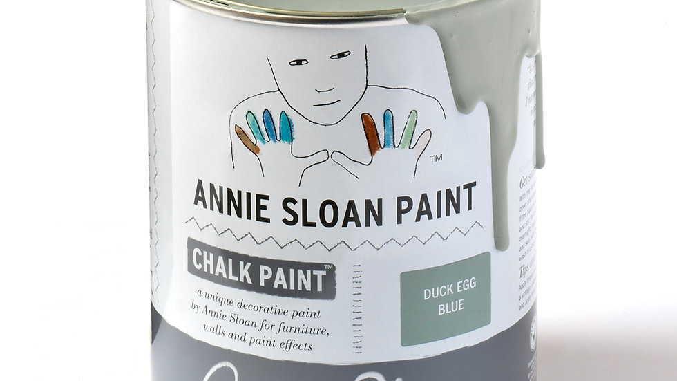 Annie Sloan Chalk Paint™ Duck Egg Blue 120ml