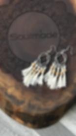 Soulmade Macrame Earrings