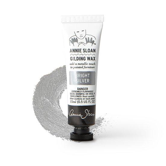 Gilding Wax Bright Silver