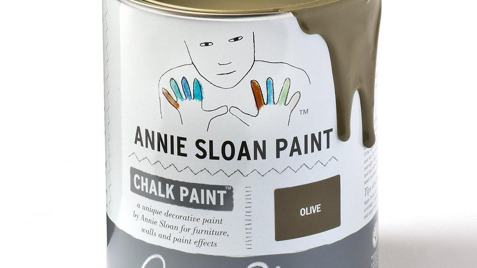 Annie Sloan Chalk Paint™ Olive 120ml
