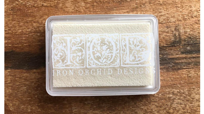 IOD Iron Orchid Designs Ink Pad