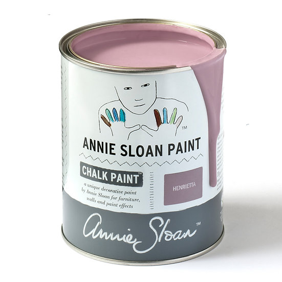 Annie Sloan Chalk Paint™ Henrietta 120ml