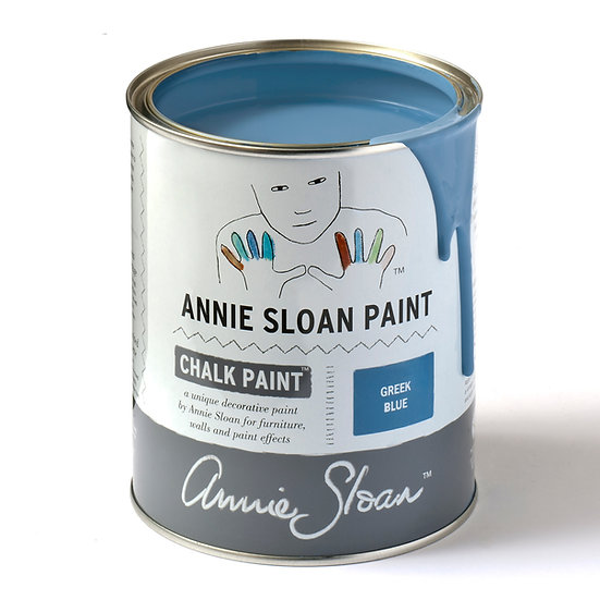 Annie Sloan Chalk Paint™ Greek Blue 120ml