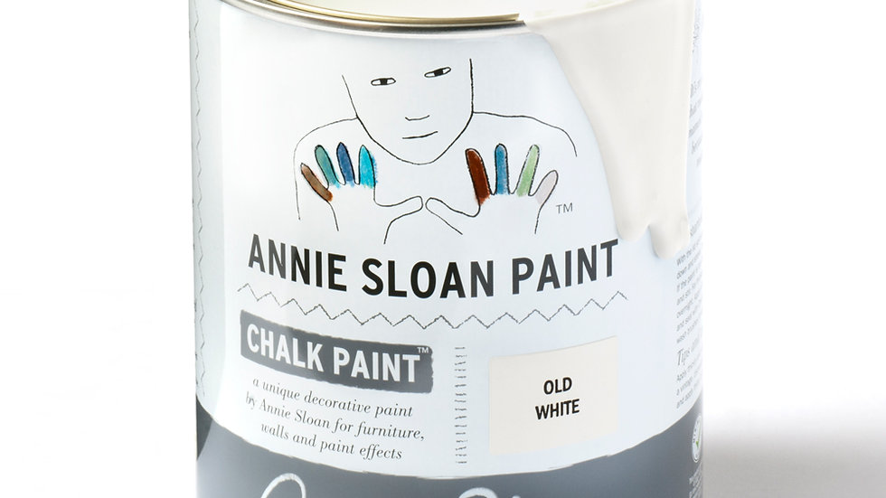 Annie Sloan Chalk Paint™ Old White 120ml