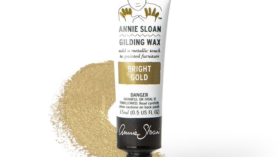 Gilding Wax Bright Gold