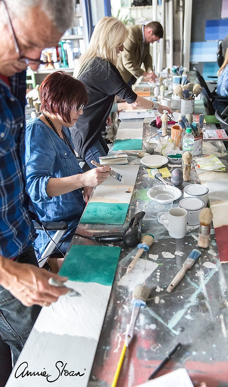 Annie Sloan workshops