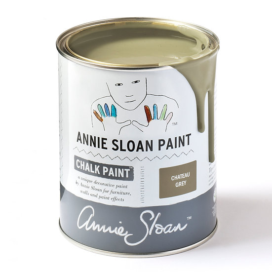 Annie Sloan Chalk Paint™ Chateau Grey 120ml