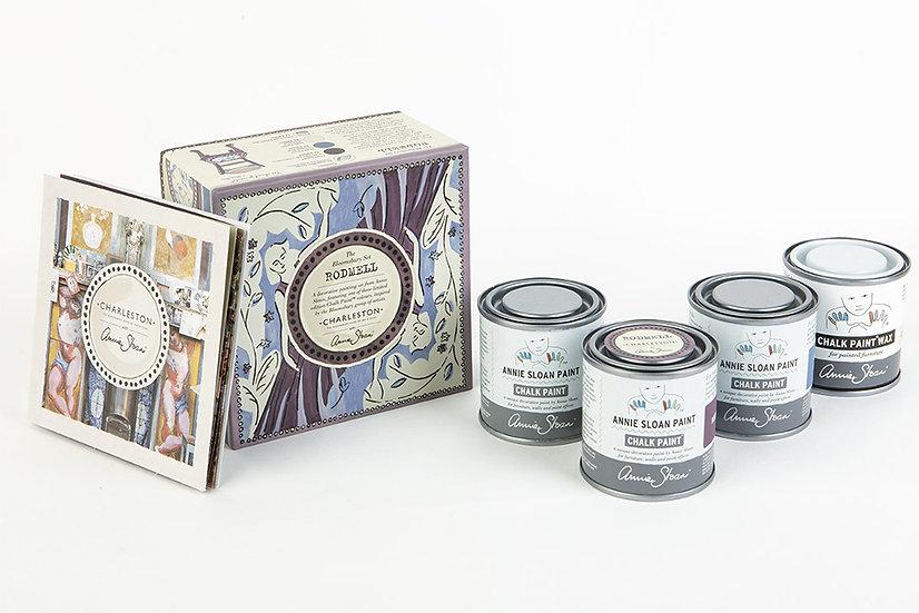 Annie Sloan Charleston Paint Set - Rodmell