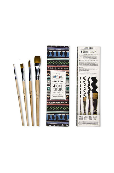 Chalk Paint™ Detail Brushes