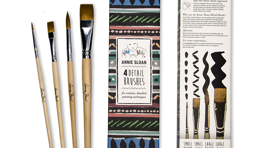 Chalk Paint™ Detail Brushes