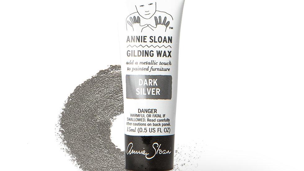 Gilding Wax Dark Silver