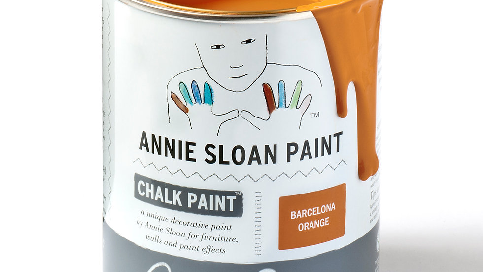 Annie Sloan Chalk Paint™ Barcelona Orange 120ml