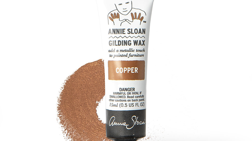 Gilding Wax Copper