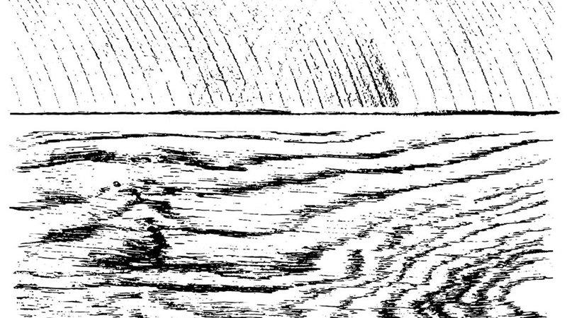 IOD Iron Orchid Designs Stamp Barnwood Planks