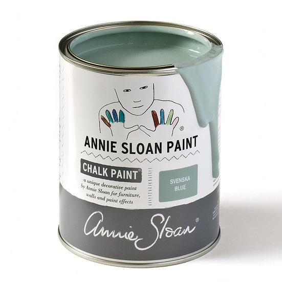 Annie Sloan Chalk Paint™ Svenska Blue 120ml