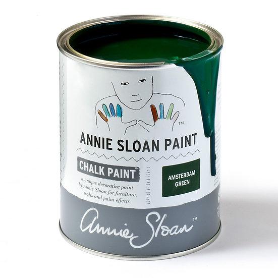 Annie Sloan Chalk Paint™ Amsterdam Green 120ml