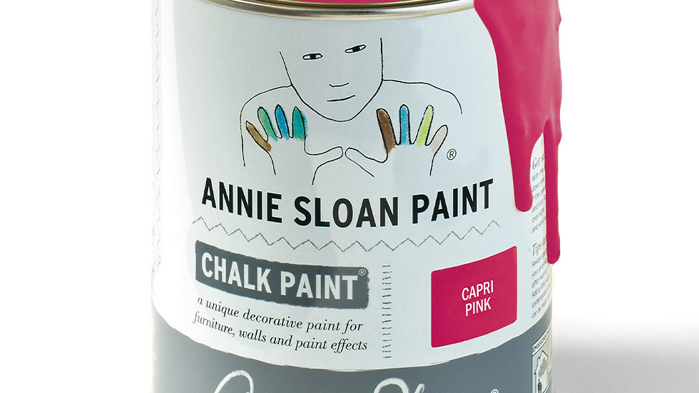Annie Sloan Chalk Paint™  Capri Pink 120ml