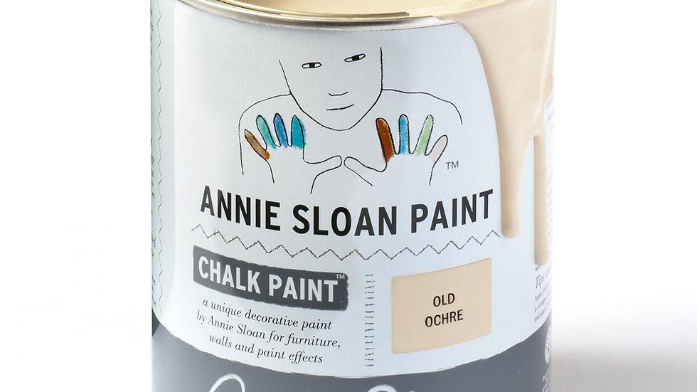 Annie Sloan Chalk Paint™ Old Ochre 120ml