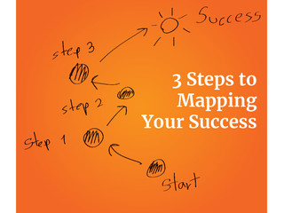 3 Steps to Mapping Your Success