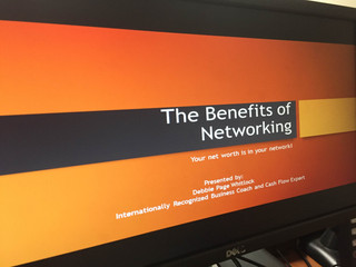 A Reluctant Networking Story